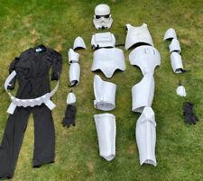 Full Size Adult STAR WARS STORMTROOPER ARMOUR & Helmet, Gloves & Body Suit