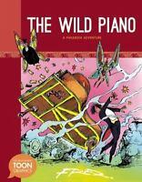 The Wild Piano: A Philemon Adventure: A TOON Graphic (The Philemon Adventures)