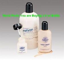 Mehron Liquid Latex Clear Costume Make Up 9 OZ  117