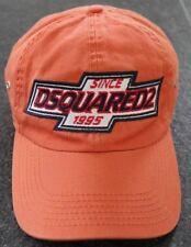 DSQUARED2 S/S 2003 MECHANIC BASEBALL CAPI HAT KAPPE HUT KAPPI MÜTZE CAPELLO CAP