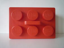 STORAGE BOX with compartments BOITE DE STOCKAGE avec compartiments LEGO 2008