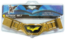 Batman Dark Knight Rises Belt Fancy Dress Superhero Mens Costume Adult Accessory