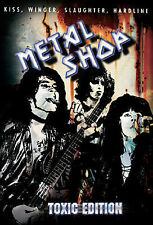 Metal Shop, Vol. 5: Toxic Edition-DVD-KISS, Winger, Neil Schon, Hardline, Slaugh