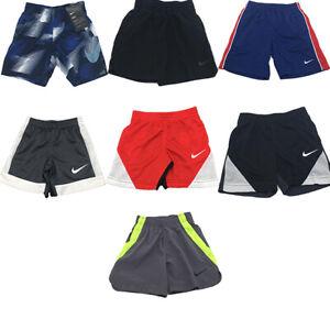 New Nike Dri-FIT Little Boys Shorts Size 4