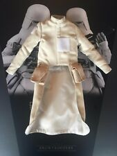 Hot Toys Star Wars Battlefront Snowtrooper Chaqueta Larga Suelto Escala 1/6th