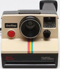 Polaroid One Step Rainbow Sears Special SX-70 Film Camera Made in USA 1970s