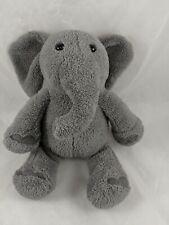 "Kohls Gray Elephant Plush A Sick Day for Angus McGee 12"" Stuffed Animal"