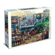 1000pc Tilbury Kids/Family/Teen Train Station 69x50cm Jigsaw Puzzle Toy/Game 8y+
