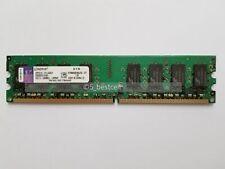 Kingston 2GB DDR2 PC2-6400 800 MHz 240-Pin DIMM Low Density Desktop Memory 1.8V