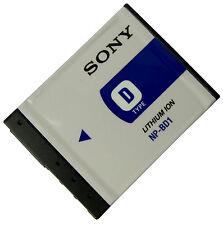 Genuine Sony NP-BD1 Original Battery Sony NP-FD1 DSC-T900 T300 T200 T90 T70 G3