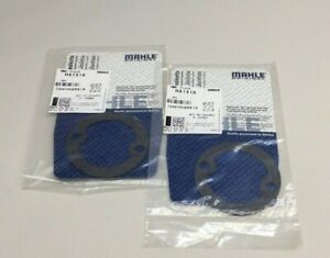 Mahle H31318 Engine Oil Filter Adapter Gasket (Pack of 2)