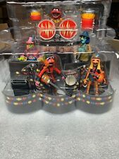 SDCC 2020 muppets dlx band box set electric mayhem IN TRIMMED TRAYS/NO PACKAGING