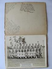 USMC Graduation Picture Motor Transport School Camp Lejeune NC 1953 Photo