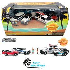 Greenlight 1:64  Multi-Car Diorama - Marco Island, Florida Summer Bash #58053