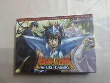 Saint Seiya The Lost Canvas 1ª y 2ª Temporada - DVD