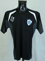 Leicester City TRAINING FOOTBALL SHIRT JAKO SIZE L VGC