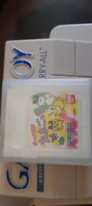 Game Boy Camera, Japanese DMG games(Sailor Moon, Tamagotchi)+ hard case