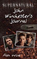 Supernatural: John Winchester's Journal [New Book] Paperback