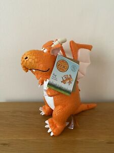 """Zog The Dragon Soft Toy """" New With Tags """""""