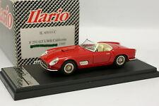 Ilario 1/43 - Ferrari 250 GT LWB California 1960 Spyder rojo