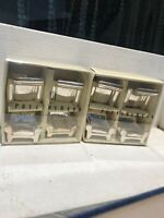 Pottery Barn Chair Placecard Place Holders Set Of (8) Total Two Box's Of 4