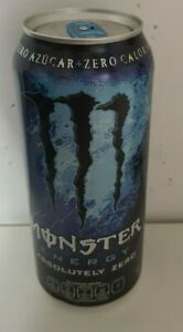 >> MONSTER ABSOLUTELY ZERO (MEXICO)  [SKU: 0416 | CROWN] 473ml Can