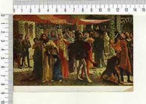 """12468) CP 1917 Faruffini """"La gioventù di Lorenzo De' Medici""""  Nuova"""