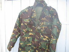 Kids Army Camouflage Combat Jacket Size 9 to 10 Years