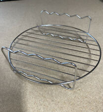 Stainless Steel Air Fryer Rack Part Came from Gourmia 5 Qt Air Fryer