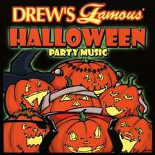 VARIOUS ARTISTS - HALLOWEEN PARTY MUSIC NEW CD