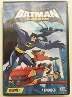 Batman l'alliance des héros volume 1 DVD NEUF SOUS BLISTER