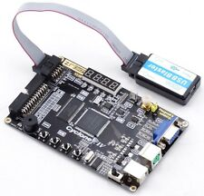 Altera Cyclone IV FPGA EP4CE6E22C8N Learning Board and USB Blaster Programmer