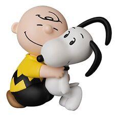 UDF Ultra Detail Figure Figure Peanut Series 8 Charlie Brown & Snoopy Total