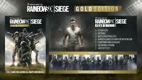 Tom Clancy's Rainbow Six Siege Gold Edition - PC-FULLY ACCOUNT (online /offline)