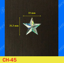 Free Shipping, Guitar Part - Inlay Your Name On Head Plate ( GCH45-5 )