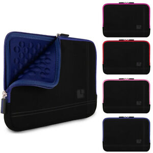 """Tablet Microsuede Sleeve Pouch Case Cover Carry Bag For 8"""" Samsung Galaxy Tab A"""