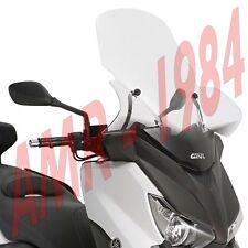 PARE-BRISE YAMAHA COMPLET X-MAX 125-250 X-MAX 400 GIVI 2111DT + D2111KIT