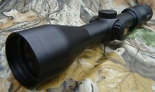 Nikko Stirling diamant 30mm 2.5-10x50 illuminé no4 dot rifle scope réticule