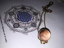 PENDENTE collana ASTROLOGIA ciondolo MERCURIO esoterismo magia wicca divinazione