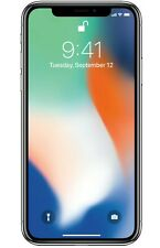 Apple iPhone X - 64/256gb - Space Gray, Silver, Unlocked