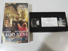 LOCH NESS TED DANSON JOELY RICHARDSON VHS TAPE SPANISH