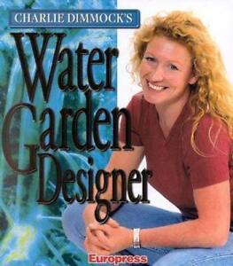 CHARLIE DIMMOCK'S Water Garden Designer - PC DVD CD NEW