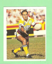 1993 SELECT RUGBY LEAGUE  STICKER - #33 TERRY MATTERSON, BRISBANE BRONCOS