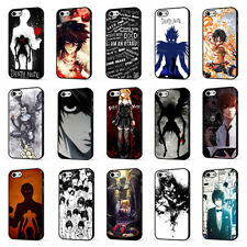 DEATH NOTE ANIME MANGA RYUK KIRA ART PHONE CASE COVER for iPHONE 4 5 6 7 8 X