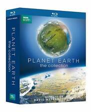 Planet Earth 1 2 (7 Blu-ray) BBC