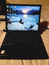 Lenovo Ibm ThinkPad X61 Intel Core 2 Duo 2.00Ghz 4Gb Ram/111Ssd/Win 7Ult Wf Home