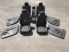Opel Signum - 2005 - Teilledersitze / Sitzaussstattung komplett *GUT*