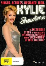 KYLIE MINOGUE SHOWTIME TV GIFT MUSIC  REGION 4 DVD