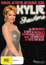 Kylie Minogue Showtime DVD NEW, FREE POSTAGE WITHIN AUSTRALIA REGION 4