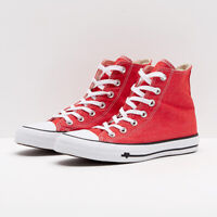 """Converse """"Genuine"""" Chuck Taylor Heart All Star Hi red RRP:£67.99 UK 5"""